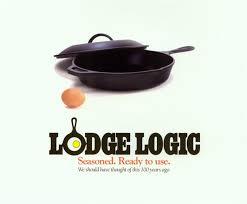 lodge cast iron logo. it was very well received. \u201ci came back saying, \u0027homerun!\u0027\u201d recalls bob kellermann, former lodge ceo \u0026 current emeritus. \u201ceveryone loved it.\u201d cast iron logo