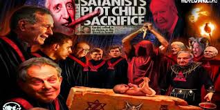 Image result for the elite illuminati sacrifice children