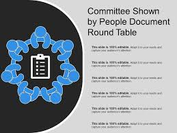 committee shown by people doent round table slide01 committee shown by people doent round table slide02