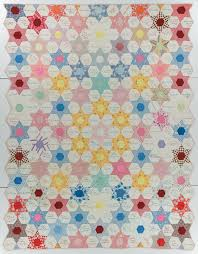 13 best What's In A Name? Inscribed Quilts images on Pinterest ... & Star variation, made by Ina Poulson, made in Crofton, Nebraska, dated 1935 Adamdwight.com