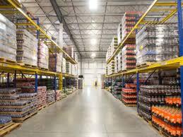 Vending Machine Warehouse Custom Darland Completes Dr PepperSnapple Warehouse In Omaha Nebraska