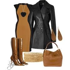 25 y leather outfit ideas for winter