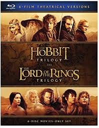 Amazoncom The Hobbit Trilogy And The Lord Of The Rings Trilogy The Lord Of The Rings