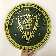 Justice Store Size Chart Us 14 99 Movie Game Anime 1 1 Gold Lion King Justice Round Shield Action Figure Model Halloween Cosplay Prop Pu Weapon Kids Role Gift In Toy Swords