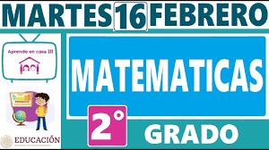 Paco el chato tercer de secundaria volumen 2 es uno de los libros de ccc revisados aquí. Matematicas Segundo Grado Secundaria Martes 16 De Febrero 2021 Aprende En Casa 3 Youtube