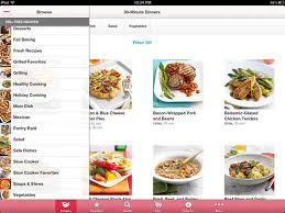 Small Picture Must Have Recipes from Better Homes and Gardens iPadAppStorm