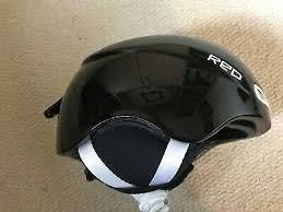 Snowboard Helmet Sizing Chart Red Red By Burton Hifi Snow Ski Snowboard Helmet Large Stripes