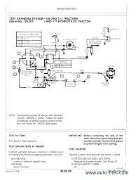 john deere 112 wiring diagram wiring diagrams and schematics wiring help john deere tractor forum gttalk