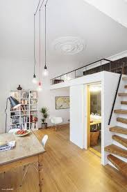 tiny apartment with loft and small bathroom | Tiny Houses and Containers |  Pinterest | Tiny apartments, Small bathroom and Lofts