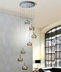 hanging foyer lights 2 story foyer chandelier
