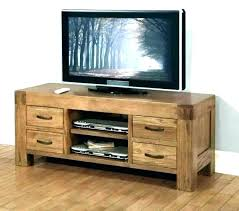 tv console with glass doors riverside furniture sierra rustic in console