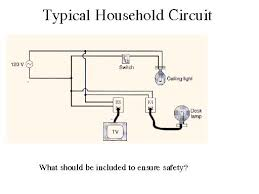 electrical wiring house lights wirdig typical house wiring circuits typical household circuit