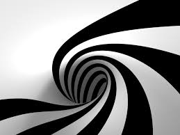Background Design Black And White For Powerpoint 7 Background