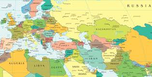 turkey middle east map. Brilliant Map Europe Middle East Russia Map For Turkey T