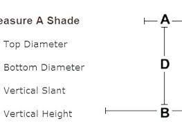 Lamp Shade Size Guide Kindermusik Me