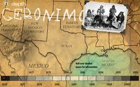 「Geronimo's Surrender Monument」の画像検索結果