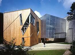 deconstructive architecture. Jewish Museum Deconstructive Architecture