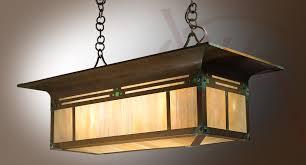 craftsman style lighting. Blacker-House-Island-Light2 Craftsman Style Lighting