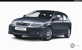 Toyota Corolla (2001-2007) - TS Compressor + TTE Compressor ...