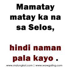 Tagalog Quotes Cool Pinoy Love Quotes Tagalog Love Quotes For Her