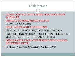 theme pulmonary tuberculosis essay kazakh national medical  risk factors close contact some one who have active tb