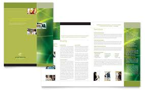 Marketing Brochure Templates Internet Marketing Brochure Template Design