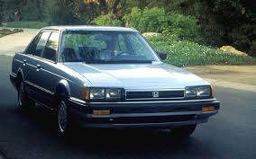 1985 Accord Images - Reverse Search