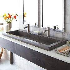concrete trough sink concrete trough sink diy