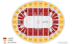 Snhu Arena Manchester Tickets Schedule Seating Chart