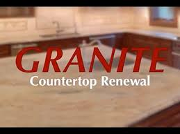 stone and tile pros granite countertop renewal refinishing