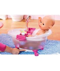 Buy BABY Born Interactive Bathtub with Duck Playset at Argos.co.uk ...