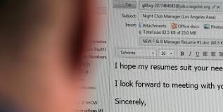 The Cover Letter  A Short History of Every Job Seeker     s Greatest