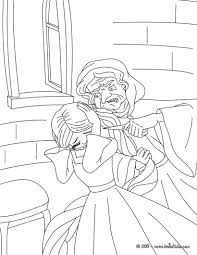 Small Picture Rapunzel Coloring Pages Excellent Rapunzel And Flynn Coloring