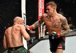 UFC 264 Conor McGregor-Dustin Poirier ...