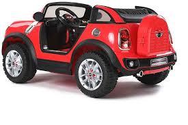 JJ298-red <b>Jiajia Радиоуправляемый детский электромобиль</b> Mini ...