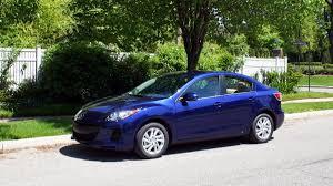 2012 Mazda 3 i Touring sedan long-term review: Our long-term Mazda ...