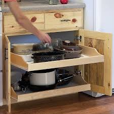 Kitchen Cabinet Pull Out Shelves Dream House Design Ideas