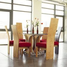 fabric dining room chairs canada. upholstered dining chairs cute modern canada in red and table trendy contemporary fabric room u