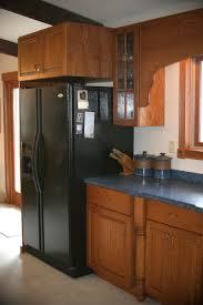 Kitchen Cabinets Refrigerator Kitchen Cabinets Refrigerator Monsterlune