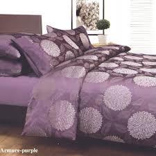 purple bed covers armure purple plum king jacquard quilt doona duvet cover set brand new purple duvet covers super king purple duvet covers king purple