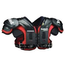 Riddell Football Shoulder Pads Size Chart Shoulder Pads Perth Broncos Members Perth Broncos