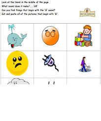 Blends and Digraphs- Activities, Worksheets- KeepKidsReading