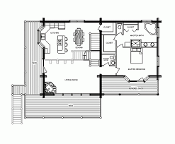 Attractive Inspiration Ideas 11 1000 Square Foot Log Cabin Plans 4 Bedroom Log Cabin Floor Plans