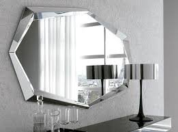 emerald modern wall mirror by cattelan italia