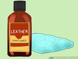 image titled care for leather furniture step 7