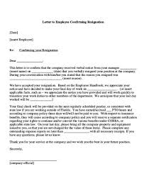 Employer Resignation Letter To Employee | Kicksneakers.co