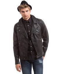 ed hardy men casual wear solid jacket