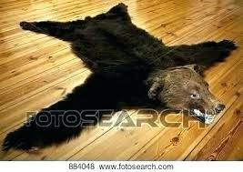 fake bear skin rug bear head rug faux bear skin rugs rug picture a on wooden floorboards search fake with faux bear skin rug