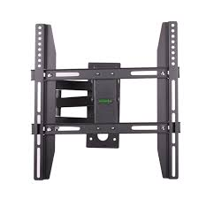 articulating tv wall mount bracket lcd led tv stand swivel tilt arm for vizio seiki lg 32 36 40 42 46 47 48 50 inch in tv mount from consumer electronics on