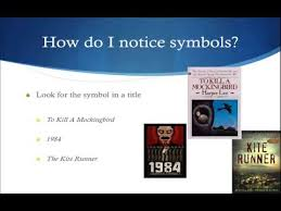 symbols in literature  symbols in literature